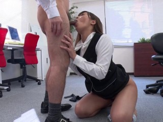 Sara Saijo - Alone in The Office