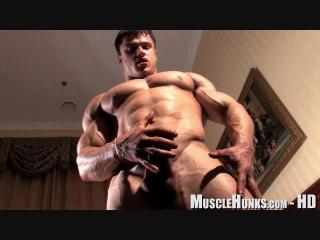 MuscleHunks - Anatoly Demidov