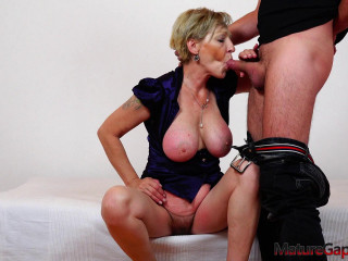 Hairy granny Antonia gaped and fucked by Kamil Klein FullHD 1080p