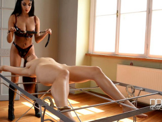 Zenda Stunning and Anissa Kate part 1