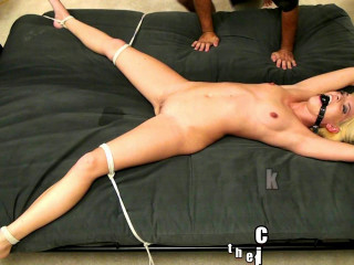Nude, Tied, Tickled