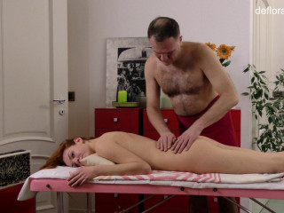 Defloration - Amy Ledenez - Virgin Massage