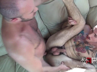 Matt Stevens and Web cam Christou