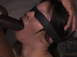 Experienced Porn Slut Asia Zo Tries Bondage