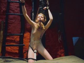 Fe Zine BDSM Bondage Orgasm