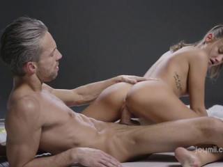 Double Cumming Massage