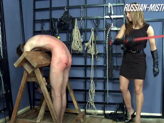 Russian Mistress - Kathia Sotted - Domination HD