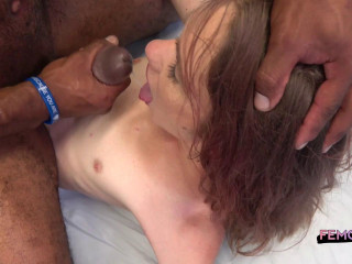 Crystal Thayer Gets Fucked!