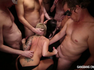 Group sex Internal ejaculation 41