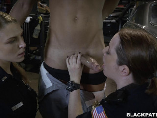 Black Patrol Part 12 - Chop Shop Proprietor Gets Shut Down (2016)