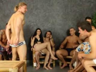 Bisex Soiree Vol Twenty-one - Bi-Pool Excess