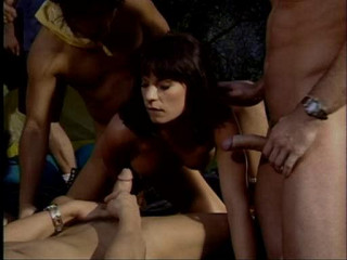 Gang bang girl 13
