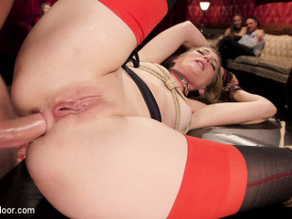 Mouth-watering Submissive & Buttfuck Marionette Well-used