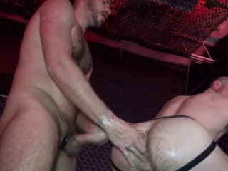 Gaytanamo 2, Scene 3 - Fisted, Fucked, and Loaded