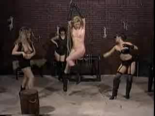 Sentenced To Restrain bondage