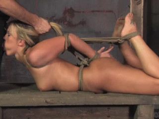 Hardtied Extraordinary String Restrain bondage vid 2