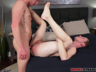 Broke Straight Boys - Liam Andrews and Jordan Hart (1080p)