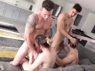 Adam Von, Andre Willis , Jacob Booker