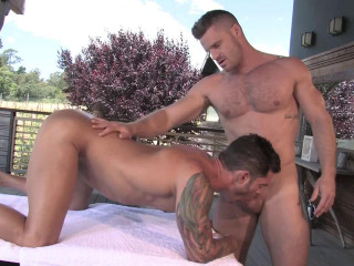 Landon Conrad and Mitchell Rock