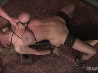 Dee Williams in the harshest hour in Porn! cruel face boinking devastating!