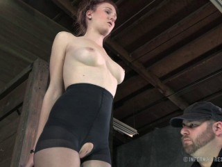 IR - Ashley Lane - Whipped, Bound And Boxed