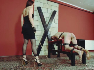 Slave in trouble
