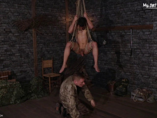 Beaten and Abused Cadet - Part 2