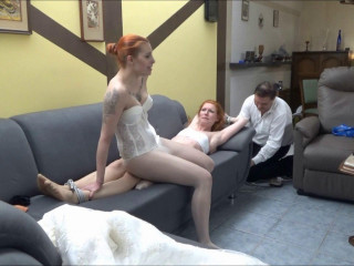Guest Saskia and Zora - The Girlfriend of the Bride Part 6 of 8