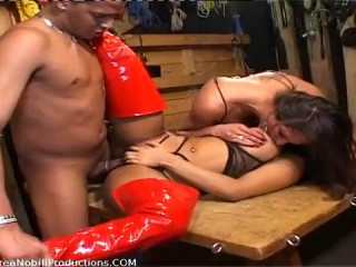 A Fetish Party