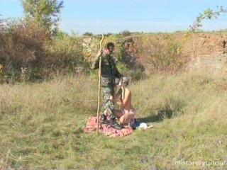 Zdenka a - Caught in the open air