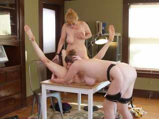 Penny Pax, Karla Kush, Jay Taylor - The Library Is Now Closed (2020)