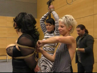Together with JJ Plush at BoundCon Vienna - Part one