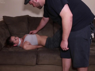CaptiveChrissyMarie - Strapped For The Highest Bidder