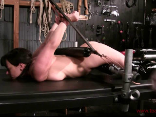 Toaxxx - Yvette – Machine Fucked in Steel Torture - April 13, 2016