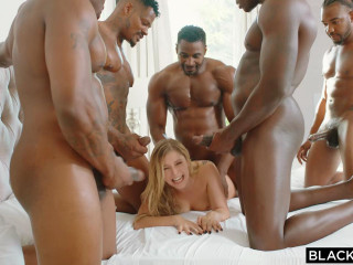 He Like twist white pussies on BBC part 333