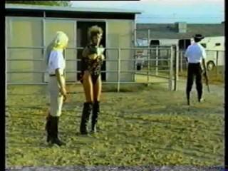 PonyGirl At The Ranch