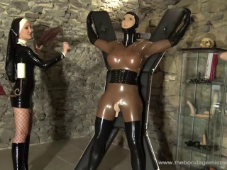 Ms Miranda and Fetish Liza in Taught Respect 1-2