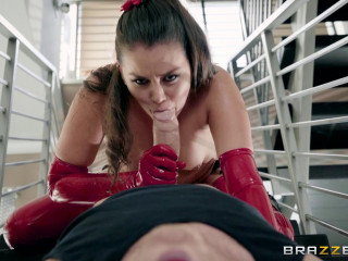 Allie Haze - Latex Lust (2016)