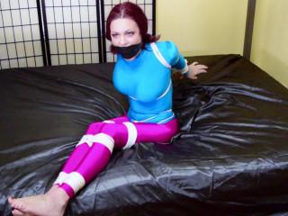 Extreme Strict Hogtie - Sarah Brooke - HD 720p