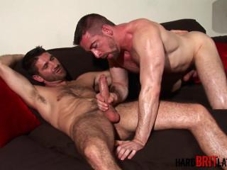 Craig Daniel and Scott Hunter