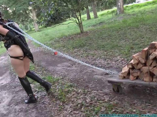 Rachel the Horse Nymph 1part - BDSM,Humiliation,Torture HD 720p