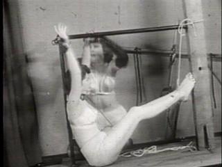 Bettie Page: Restrain bondage Queen