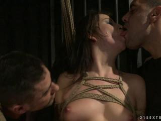 The Slave Trader  Karen - Extreme, Bondage, Caning