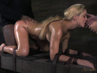Cherie DeVille fully destroyed by Bbc! (2013)