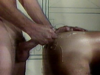 2x10 (1985) Construction Employee Barebacking - Lee Ryder, Jeff Bentley, Jeremy Scott