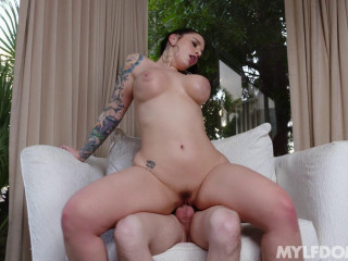 Leather And Passion - Ivy Lebelle and Alex Jett - Utter HD 1080p