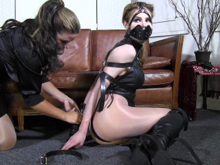 Super bondage and torture for beautiful girl