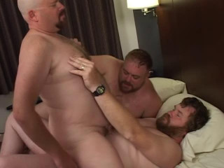 Bear Booty Call Vol. 3 -  Fly Bear, Matte Masterson, Tucker Cody