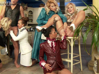 Giddy Housewives - Mouthfuls Of Piss And A Sissy Dick To Pulverize With(2014)
