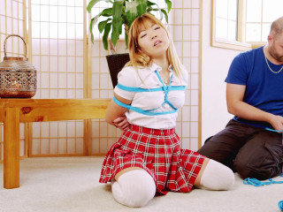 RestrictedSenses - Mina - Schoolgirl Uniform Doxy Fun